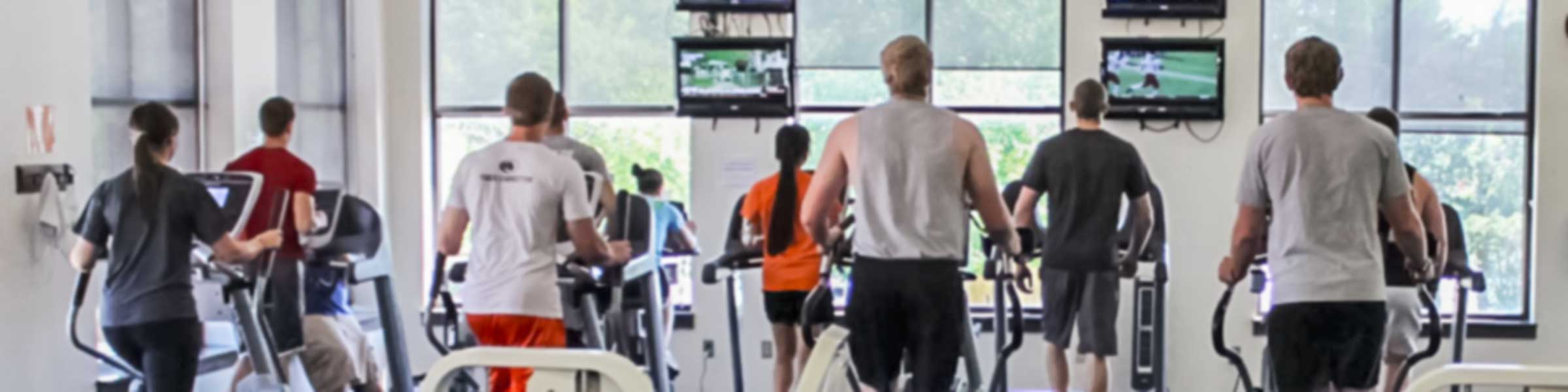 Wellness Center header