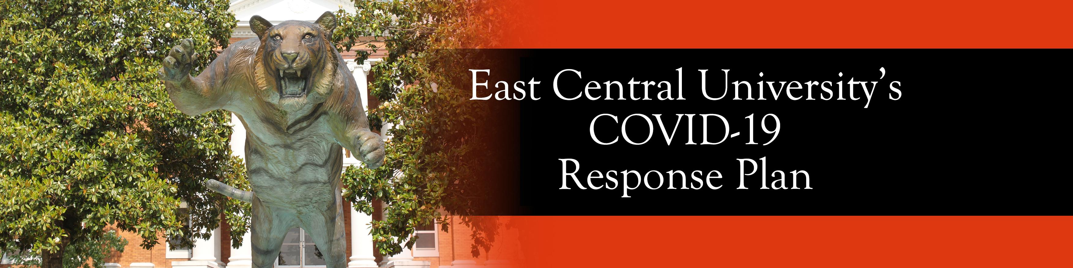 ECU COVID-19 Response Plan