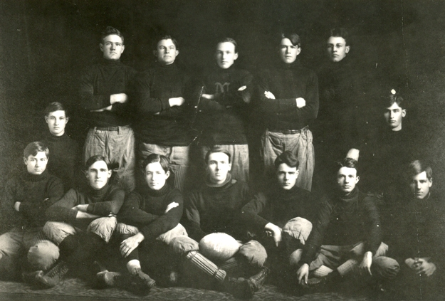 1911, ECU Football Team