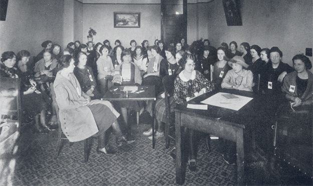 1923, Home Economics Club