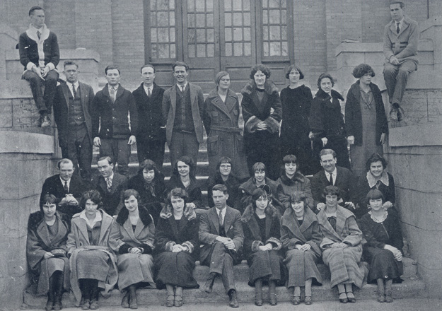 Forum Literary Society of 1925