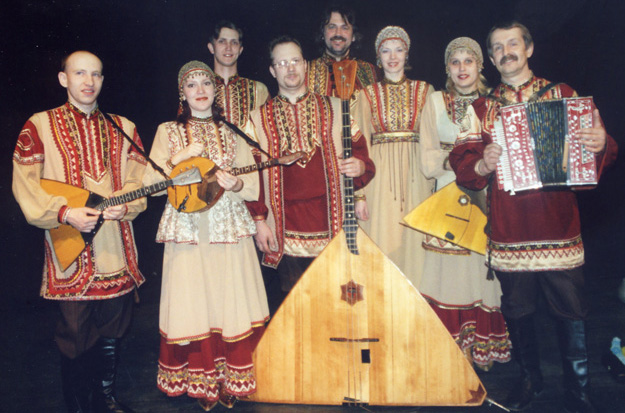 """The Music Of Russian Soul"" Music and Dance Performance"