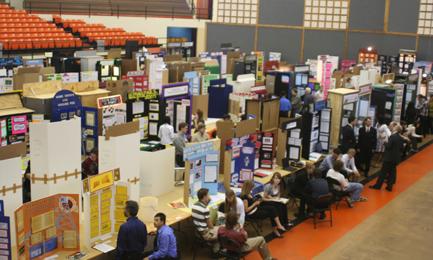 OK Junior Academy of Science & OK State Science & Engineering Fair