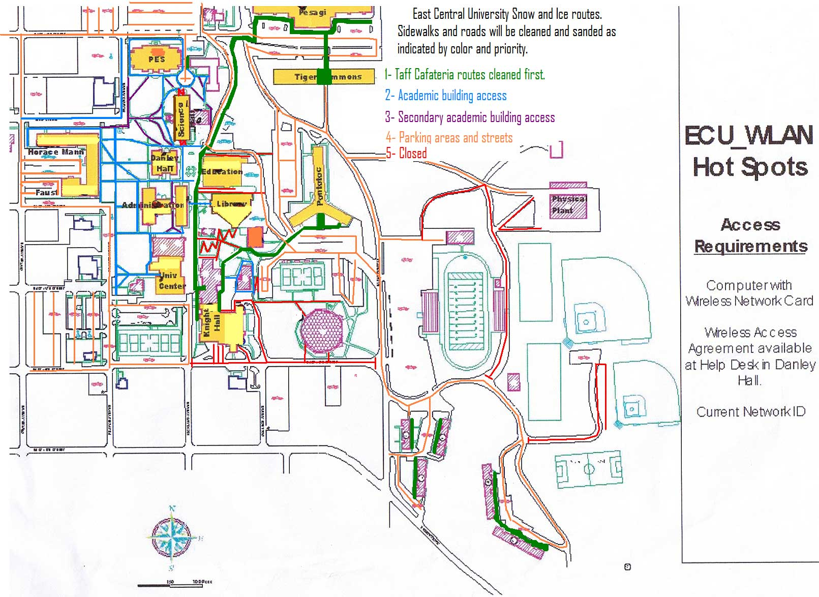 ECU-Priority-Ice-Snow-Routes