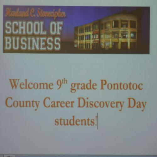 Career Discovery Day