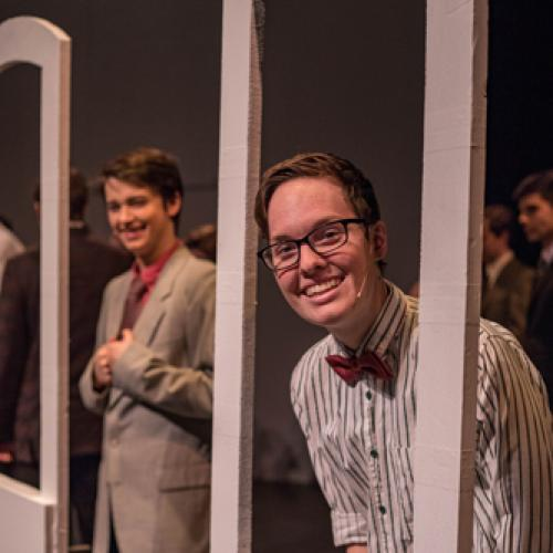 How to Succeed in Business Musical