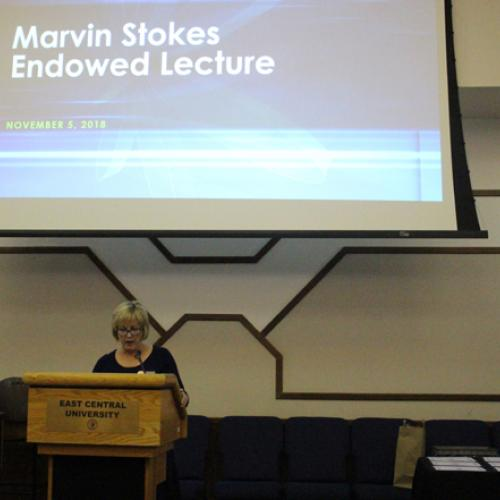 Marvin Stokes Lecture