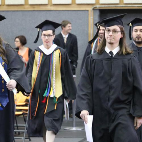 Spring 2019 Commencement Ceremony (AM) 5/11/19