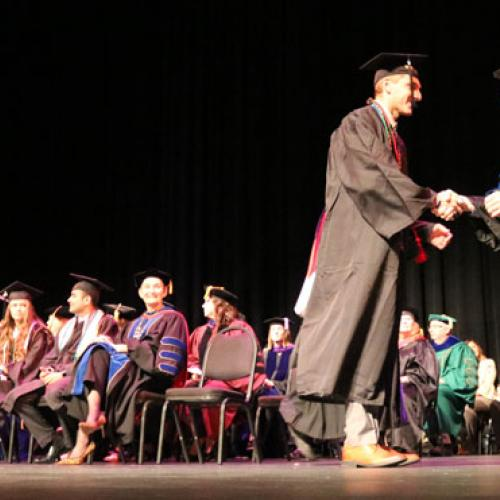 Spring 2019 Honors Graduation