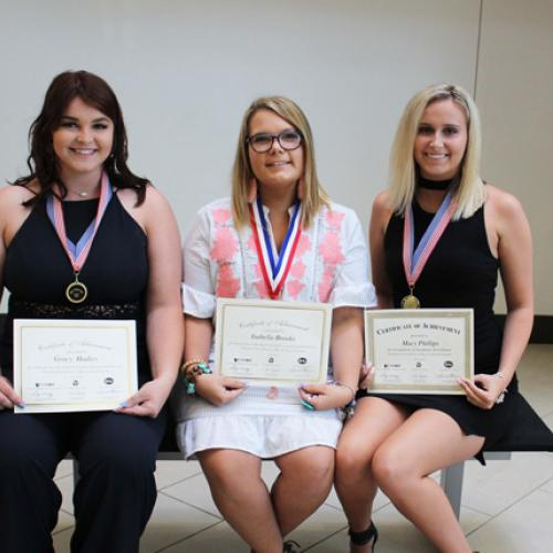2019 First United Recognition of Excellence Honors Ceremony. 5/6/2019
