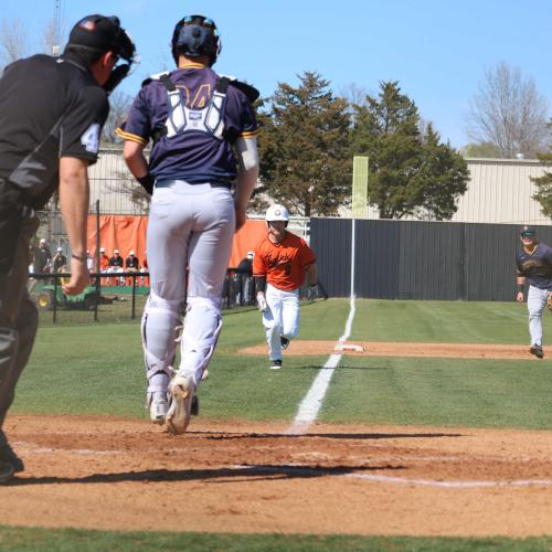 Baseball vs. UCO