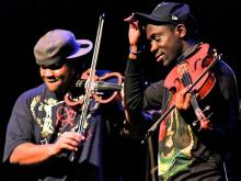 Photo of Black Violin Duo