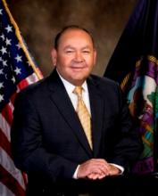 Photo of Governor Anoatubby