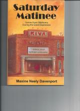 Photo of Maxine Davenports book