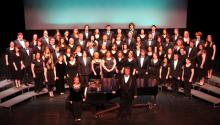Photo of ECU Singers