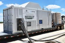 SCOUT Mobile Filtration Unit