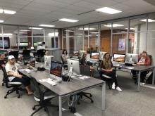 New digital humanities lab at East Central University