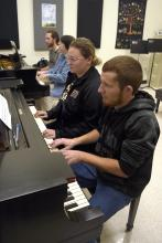 "ECU Piano Ensembles ""Monster"" Concert set for Nov. 4"