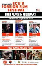 Foreign Film Festival begins Feb. 1