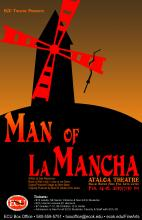 """Man of La Mancha"" to be Presented Feb. 14-16"