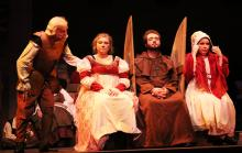 """Man of La Mancha"" opens Thursday, Feb. 14"