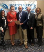 City of Ada-ECU Partnership Award
