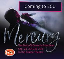 Story of Freddie Mercury to be performed on Sept. 24, 2019.