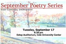 September Poetry Series