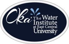 Oka' the Water Institute at East Central University logo