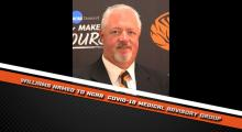 Williams Named to NCAA Covid-19 Medical Advisory Group
